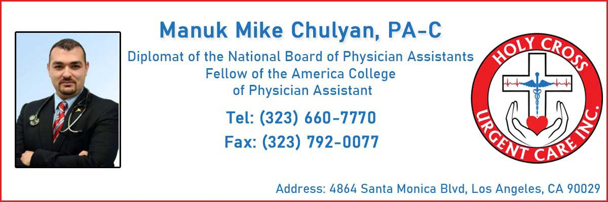 DR. Manuk Mike Chulyan